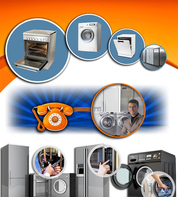 Appliance repairs in Blackburn
