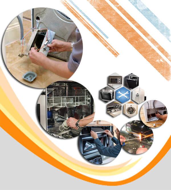 Appliance repairs in Burwood